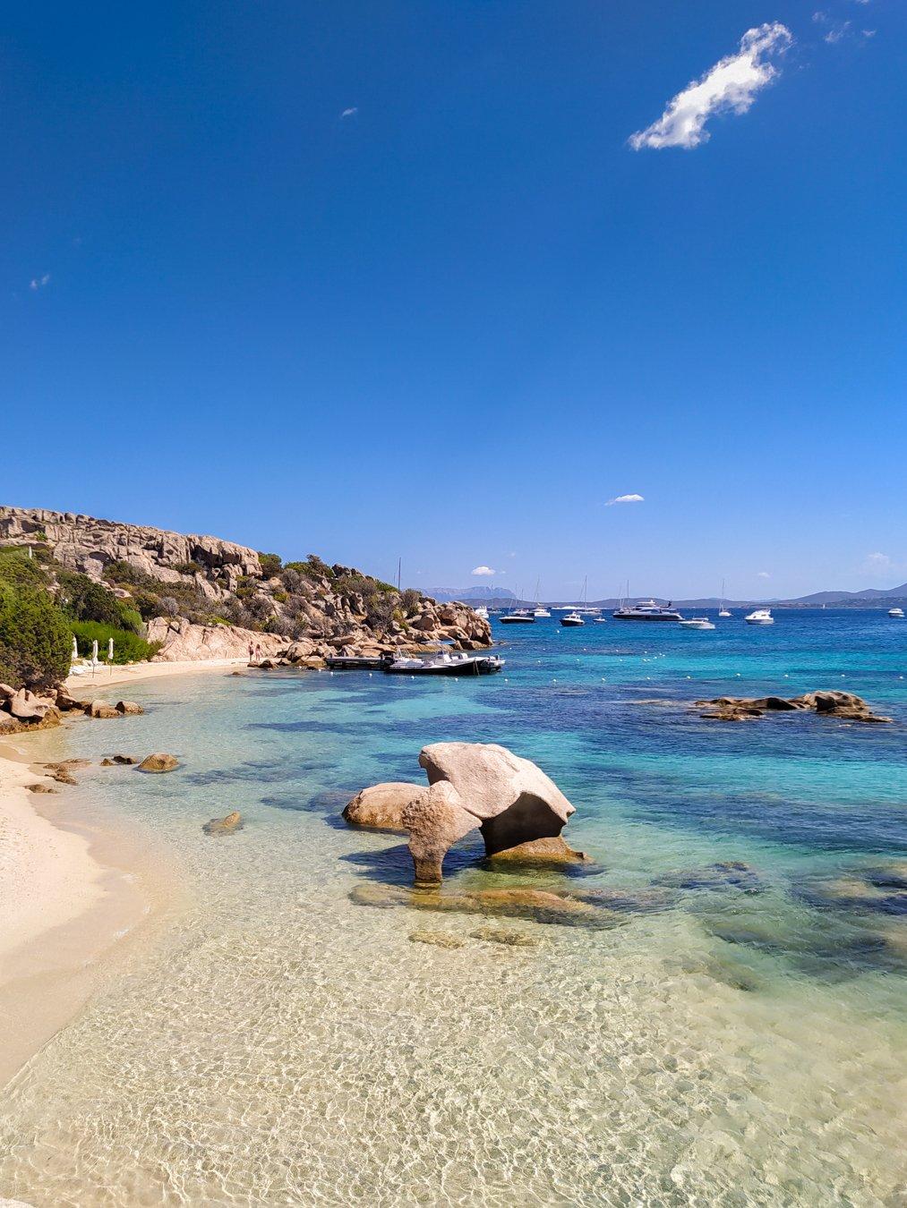 le spiagge più belle costa smeralda